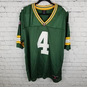 US POLO ASSOC | NFL Green Bay Packers #4 jersey